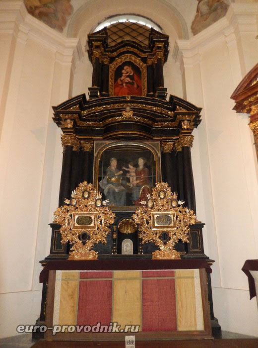Капелла Святой Анны
