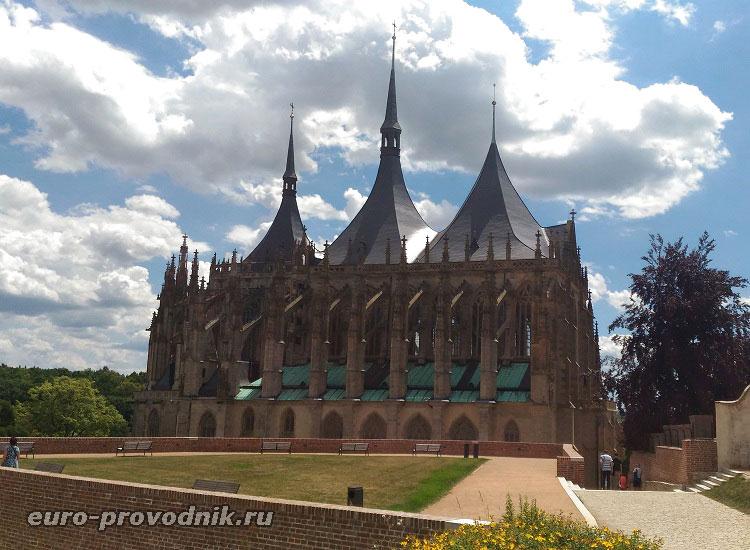 Кафедральный собор Святой Варвары