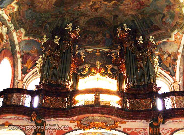 Орган Пражской Лореты