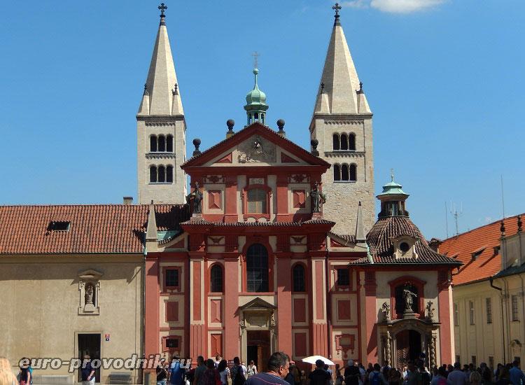 Костел Святого Иржи
