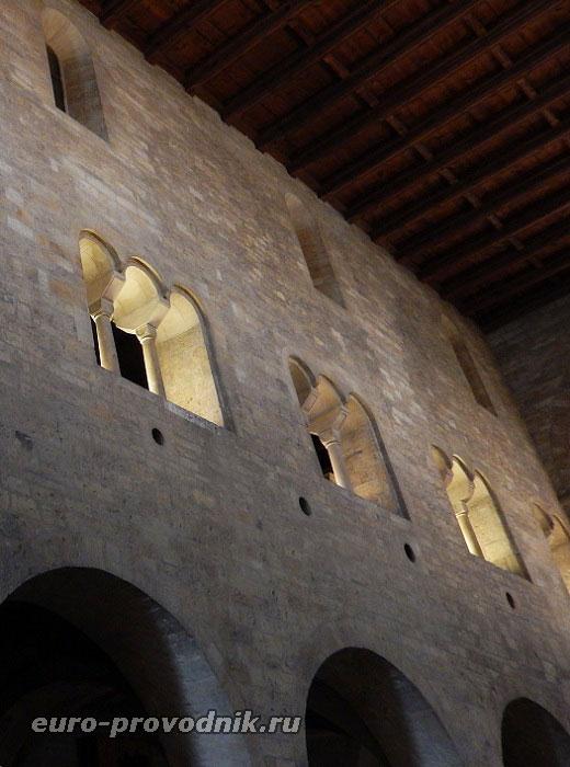 Романский стиль базилики