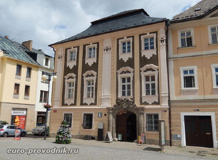 Санктуриновский дом