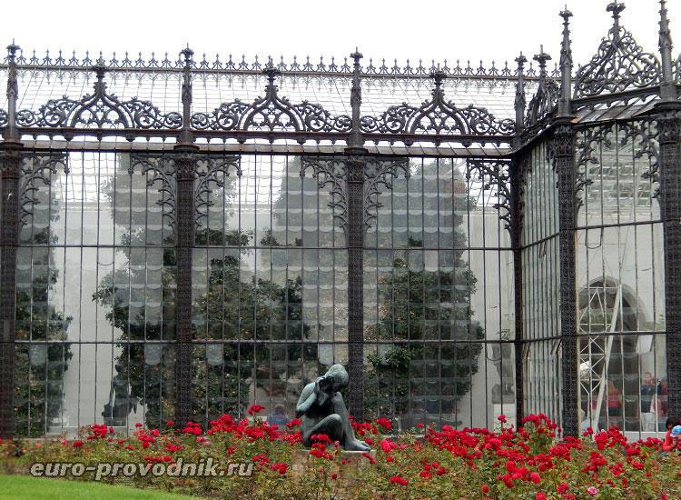 Зимний сад замка