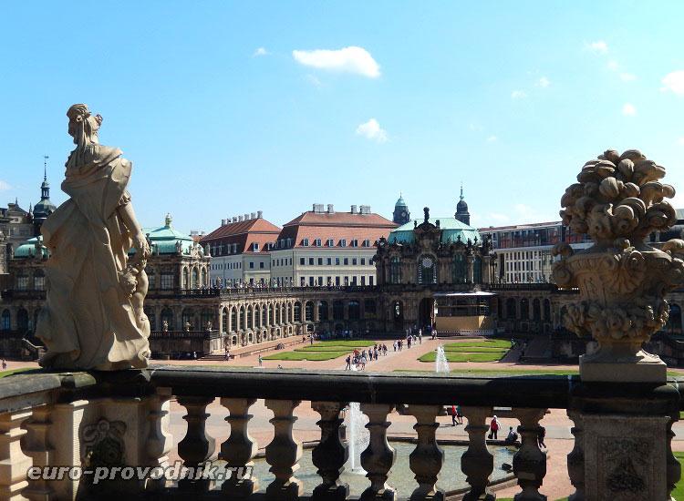 Архитектура в стиле барокко
