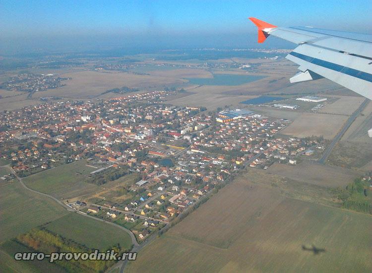 Чехия с высоты