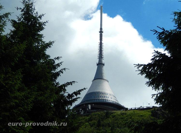 Телевизионная башня в Либерце