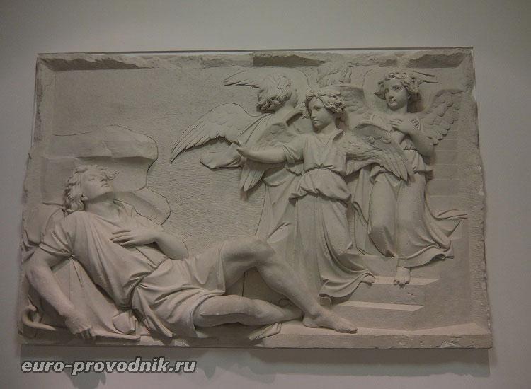 Панно Дрезденской галереи