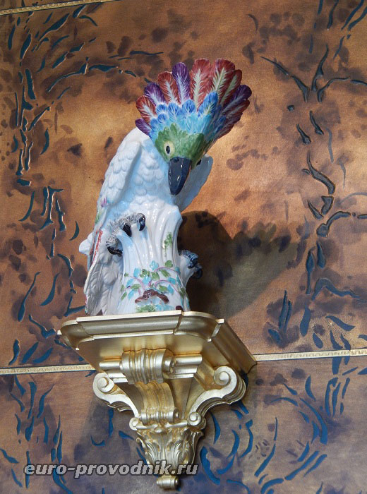 Восточная версия попугая