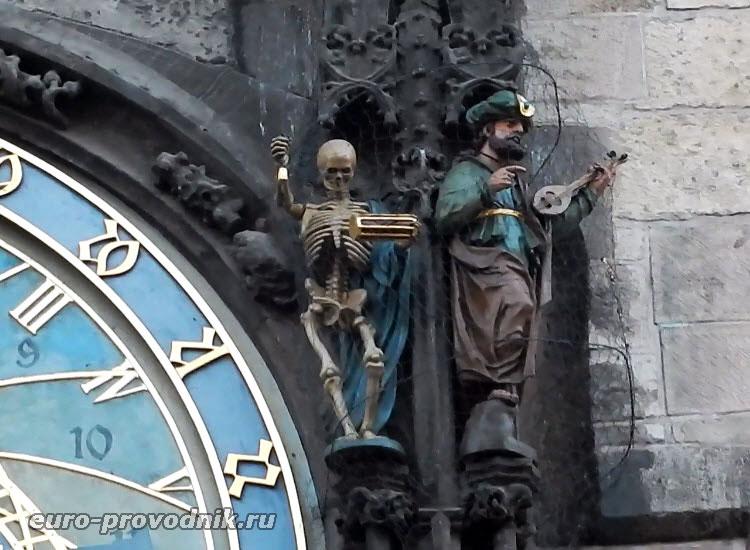 Символы Пражского Орлоя
