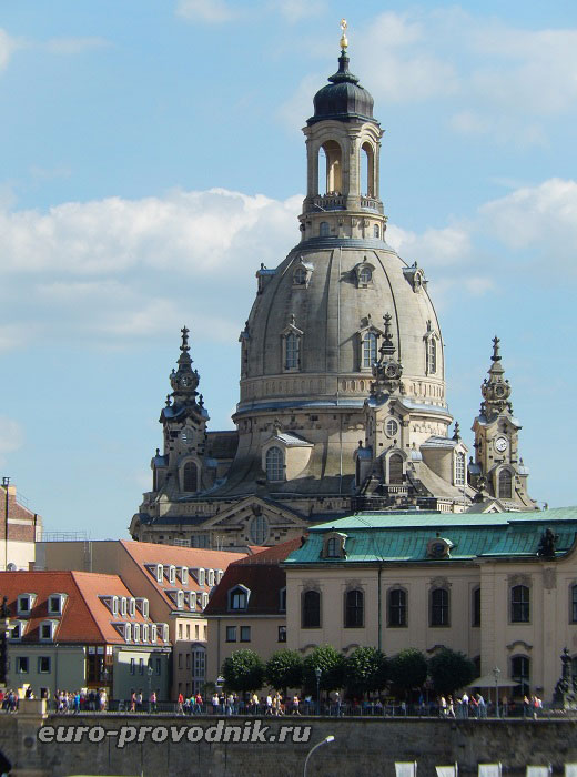 Смотровая площадка над куполом собора