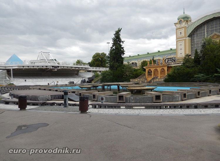 Бассейн Кржижиковых фонтанов