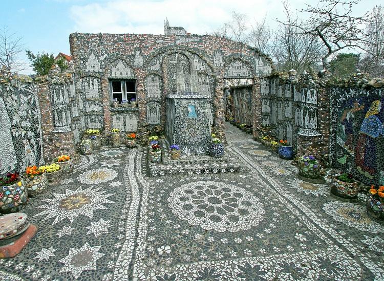 Дом Picassiette