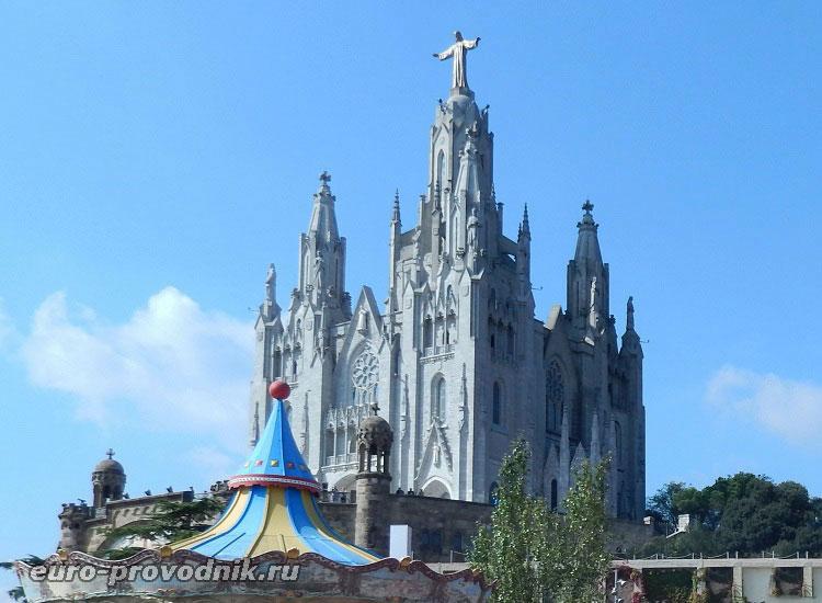 Верхняя составляющая храма