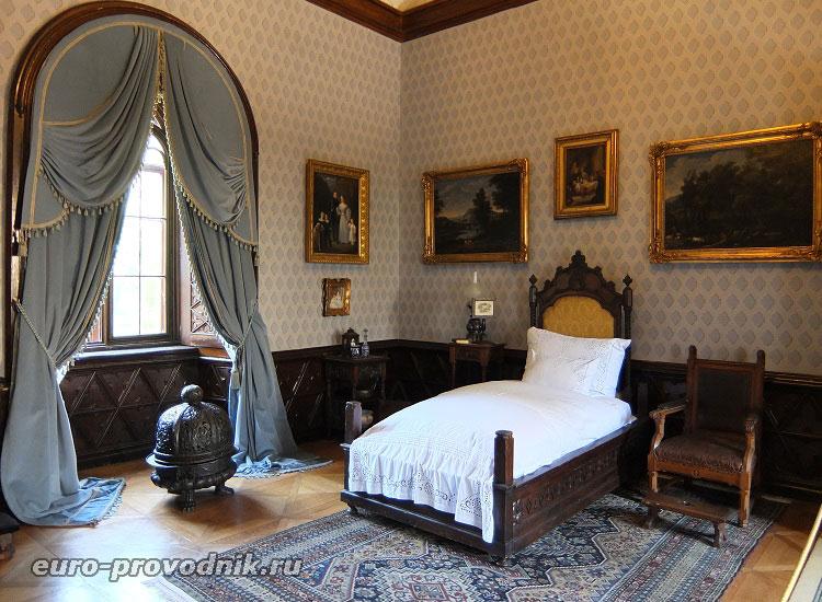 Спальня князя