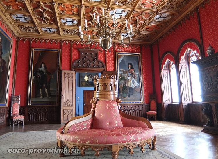 Королевский салон