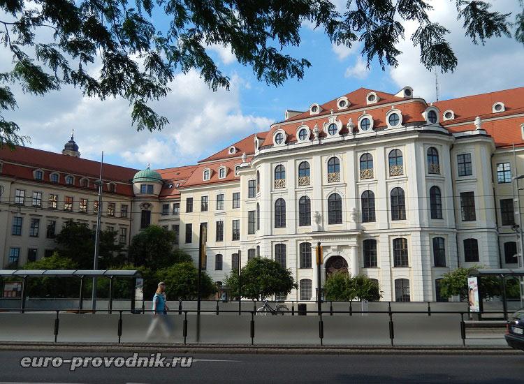 Музей истории в Дрездене