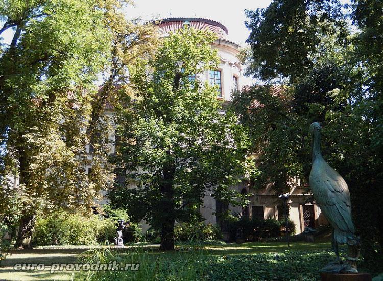 Штернбергский дворец и сад