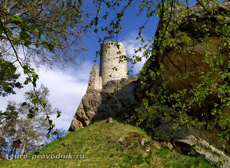 Крепость Фридштейн