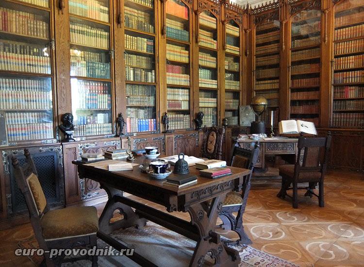 Библиотека в Сихрове