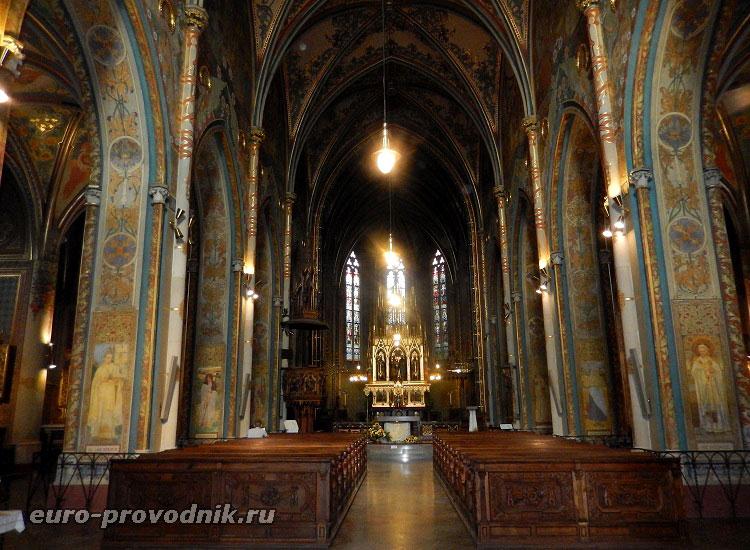 Собор святых Петра и Павла в Праге