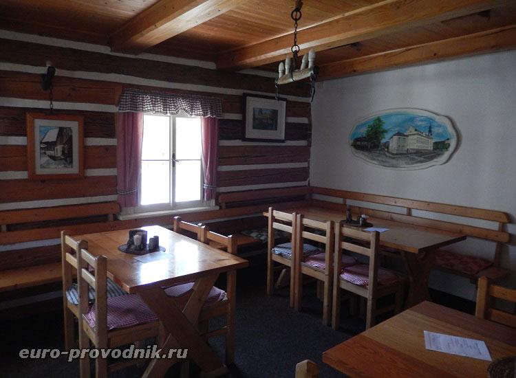 Ресторан в Йилемнице
