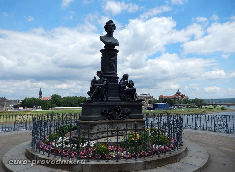 Памятник Ритчелу