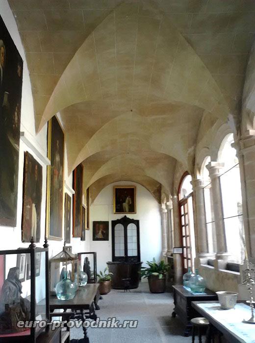 Галерея королевского дворца