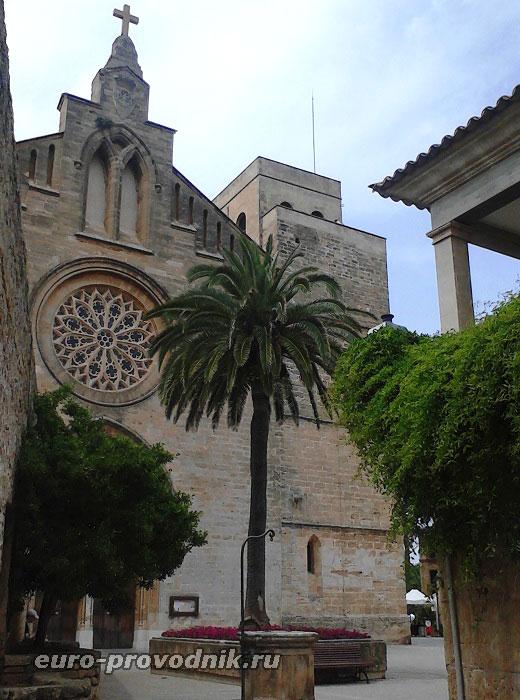 Собор Святого Жауме