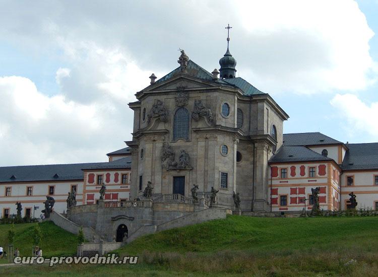 Замок-госпиталь Кукс