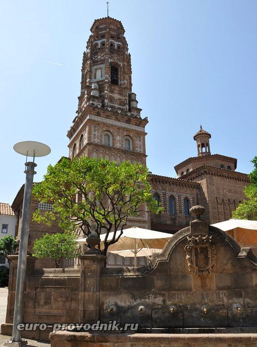 Башни Побле Эспаньол