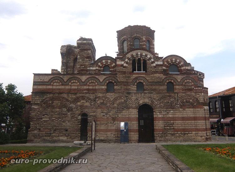 Храм Христа Пантократора