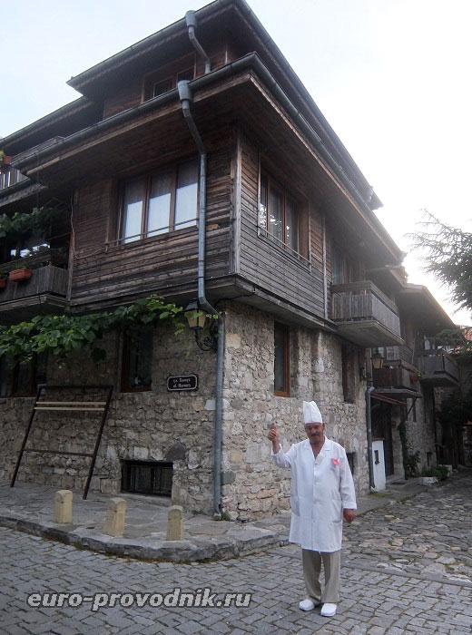 Добро пожаловать в рестораны Несебра!