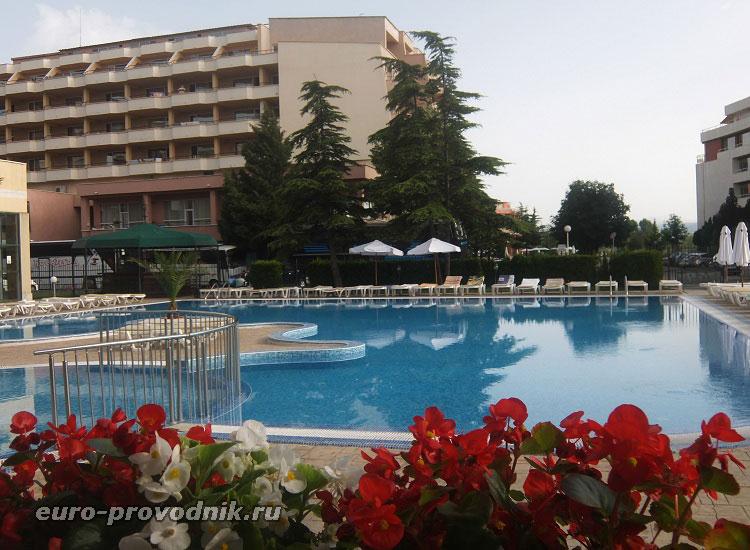 Уют и удобства отеля