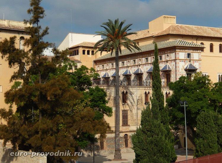 Дворец Борджиа