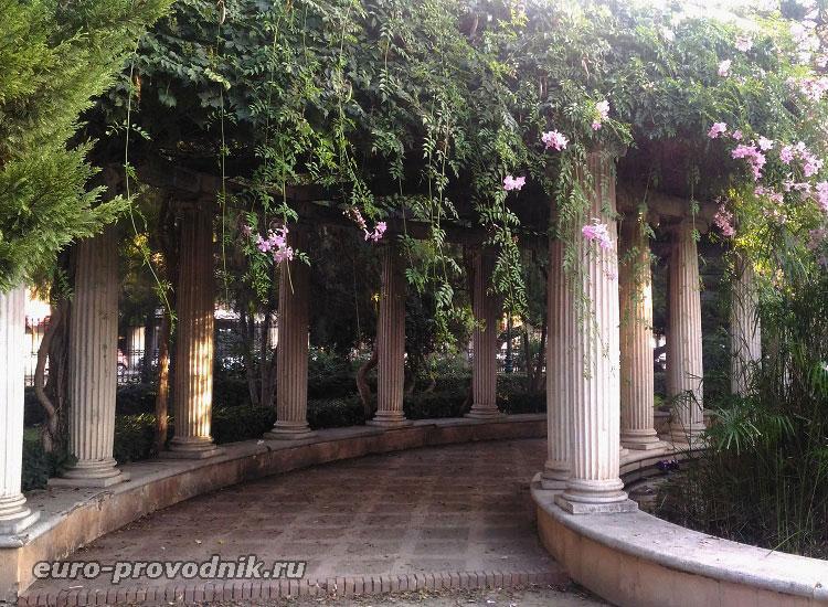 В Королевских садах
