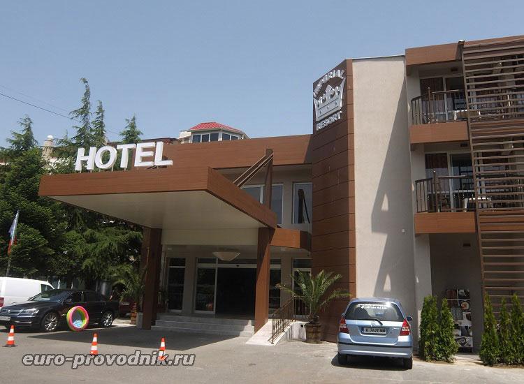 Отель Ресорт