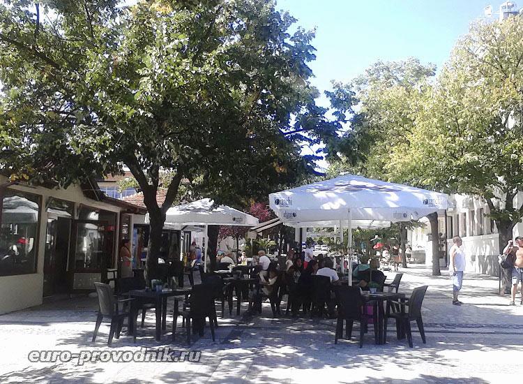 На улицах Созополя