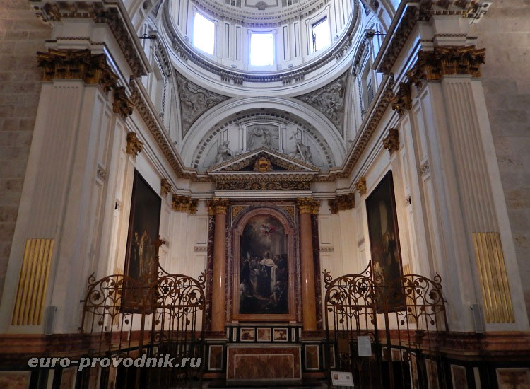 Капелла Св. Франциска