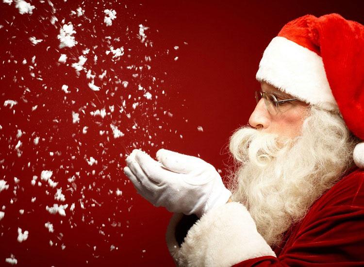 Отправляем желание Деду Морозу