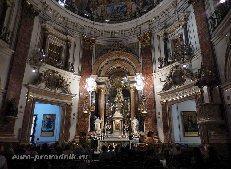 Базилика Св. Девы в Валенсии