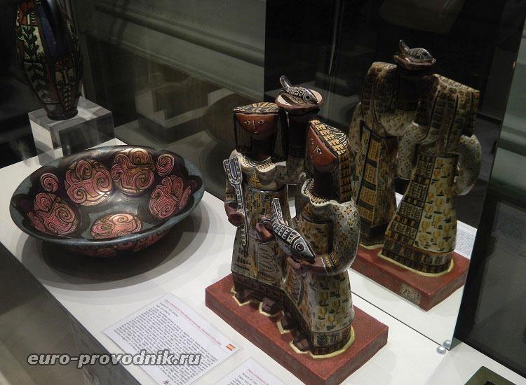 Керамика в египетском стиле