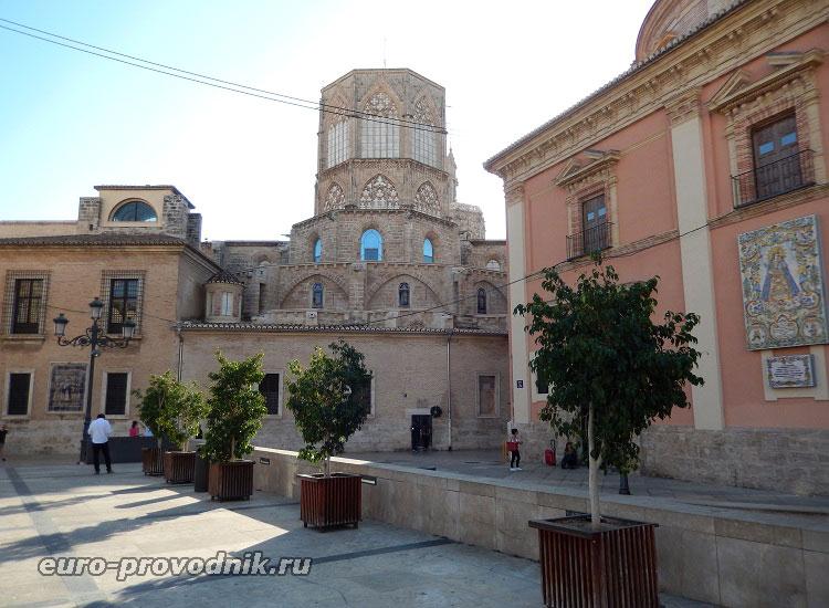 Интересные места Валенсии