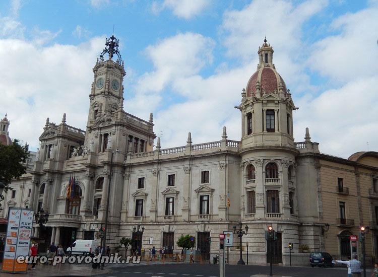 Архитектура Валенсии
