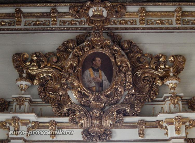 Портрет Св. Франциска