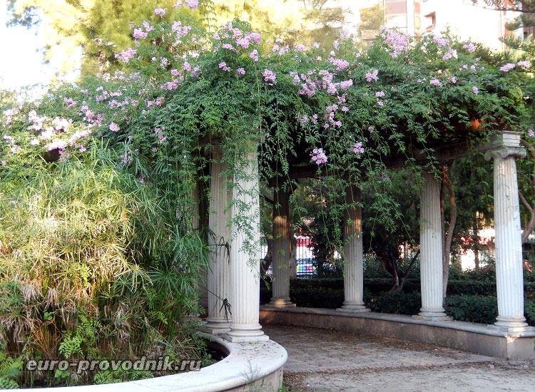 Глориетта в Королевских садах