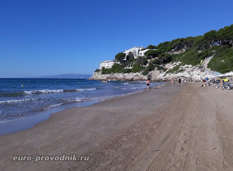 Пляж Кап Салоу