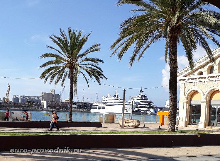 Порт Таррагоны