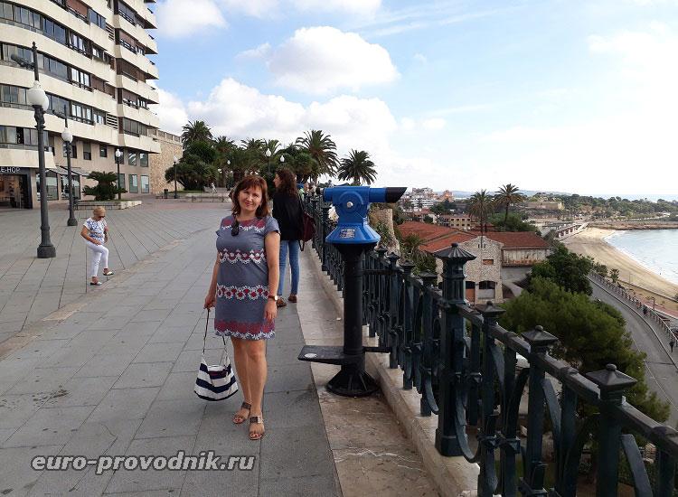 На балконе Средиземноморья