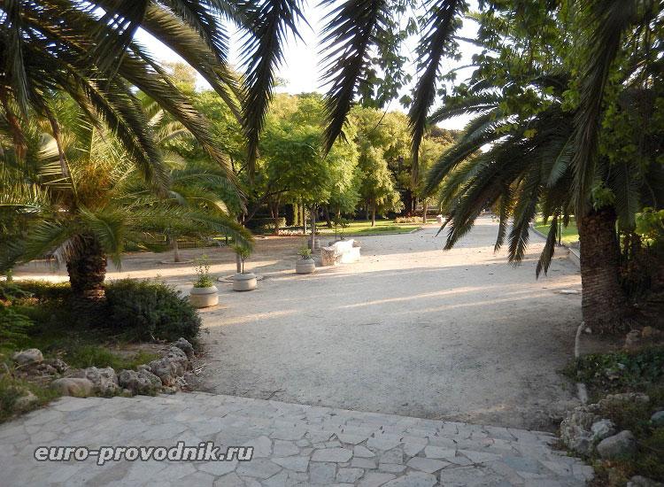 Королевские сады Валенсии
