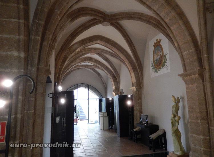 Старейший зал комплекса